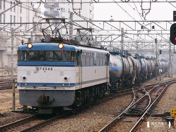 EF65形電気機関車 EF65 49/2005-03-11 立川
