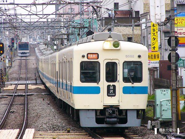 小田急5000形 5252×6編成/2005-03-20 下北沢