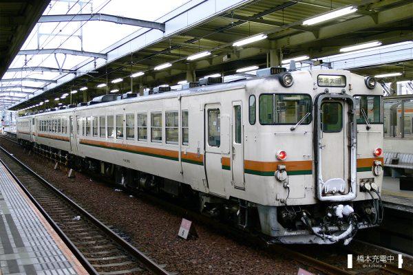 キハ40系キハ48形気動車 キハ48 5806/2006-01-04 岐阜