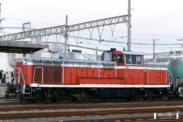 DE10形ディーゼル機関車 DE10 1061/2006-03-14 塩浜