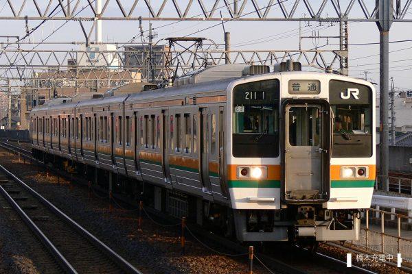211系電車 C2編成(大垣車両区)/2006-03-15 尾張一宮