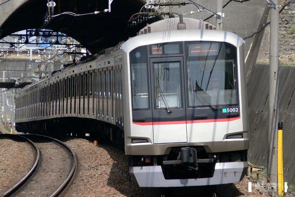 東急5000系 5102F/2006-03-24 南町田