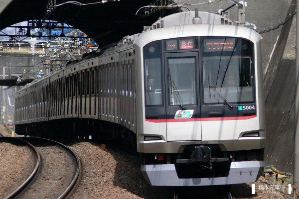 東急5000系 5104F/2006-03-24 南町田
