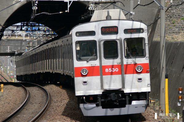 東急8500系 8630F/2006-03-24 南町田