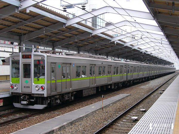 東京都交通局10-000形 10-250F/2006-04-07 京王多摩センター