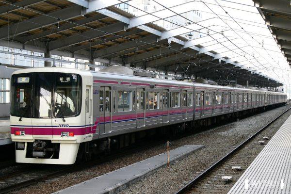 京王8000系 8814F/2006-05-05 京王多摩センター