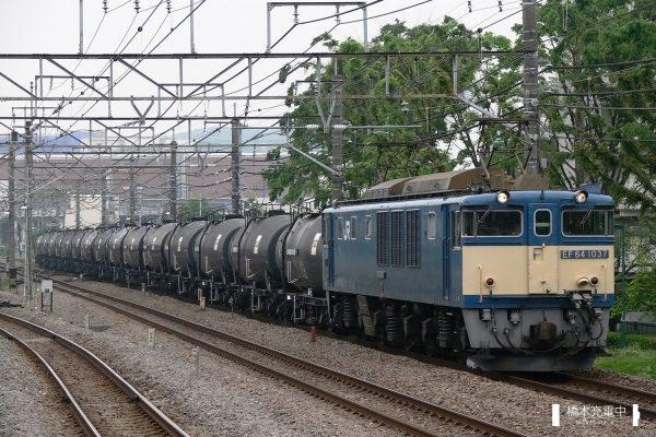 EF64形電気機関車 EF64 1037/2006-05-09 府中本町