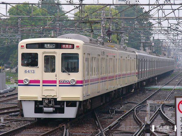 京王6000系 6413F/2006-05-16 調布