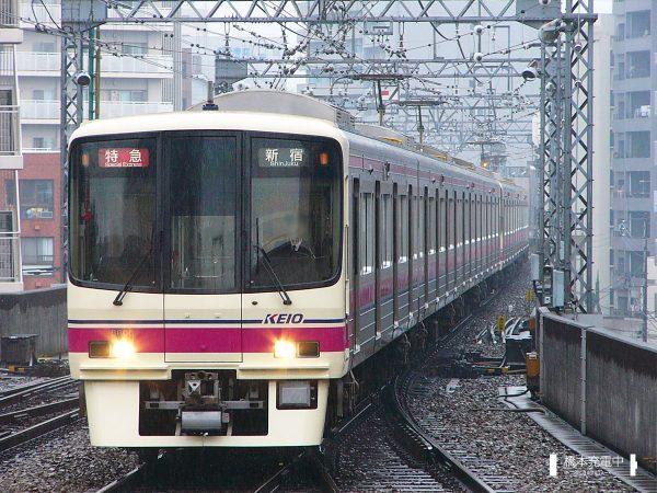 京王8000系 8808F/2006-05-16 府中