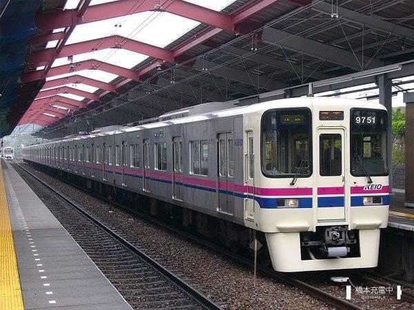 京王9000系 9701F/2006-05-16 調布