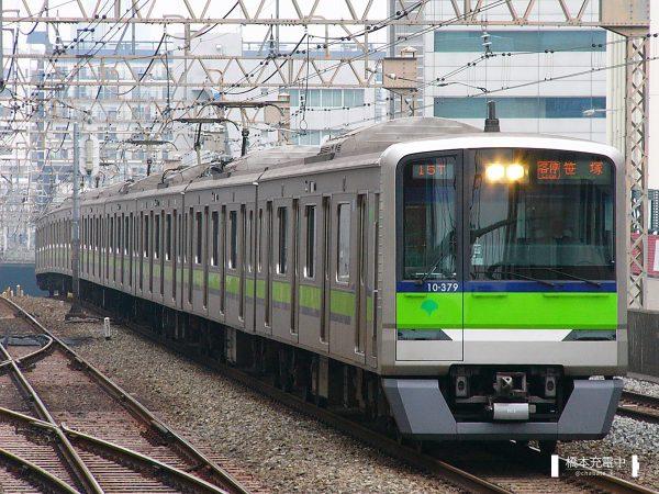 東京都交通局10-300形 10-370F/2006-05-17 笹塚