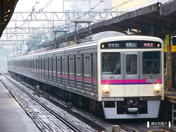 京王7000系 7721F/2006-05-16 調布