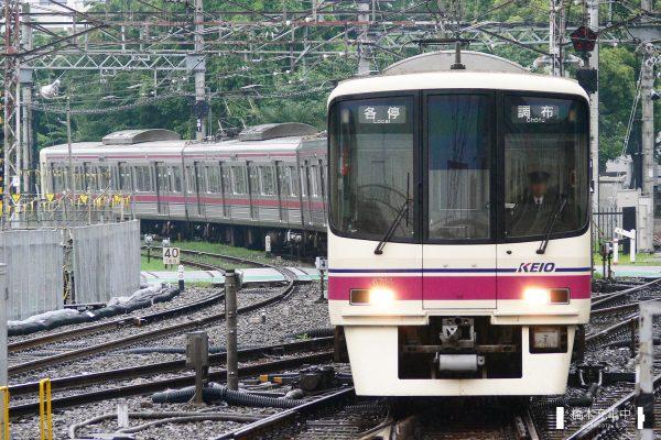 京王8000系 8714F/2006-05-18 調布