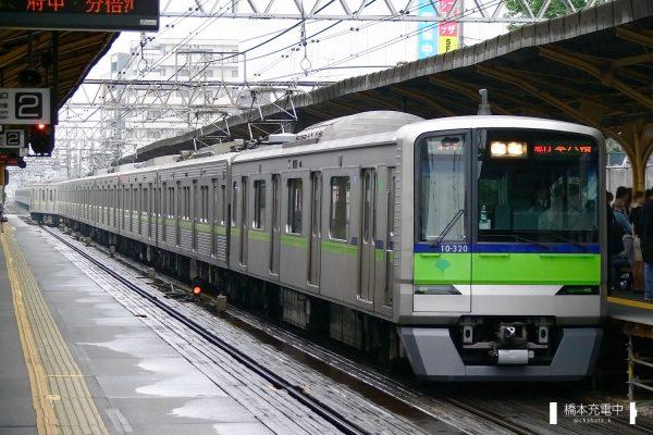 東京都交通局10-300R形 10-320F/2006-05-18 調布 本八幡方10-320