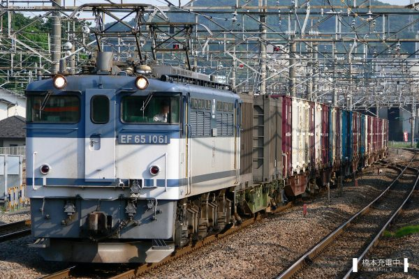 EF65形電気機関車 EF65 1061/2006-05-25 府中本町