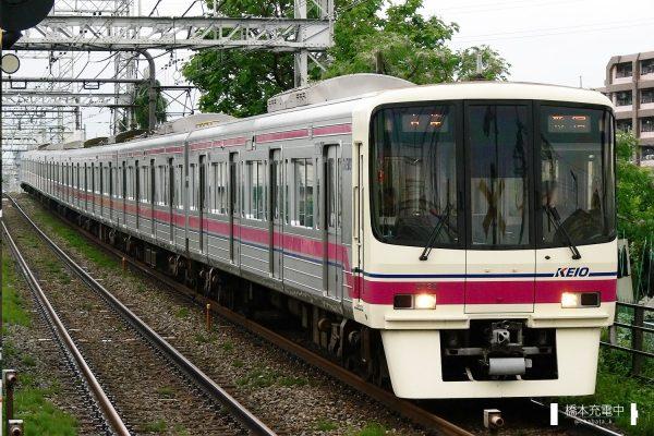 京王8000系 8728F/2006-05-27 武蔵野台 初代8728