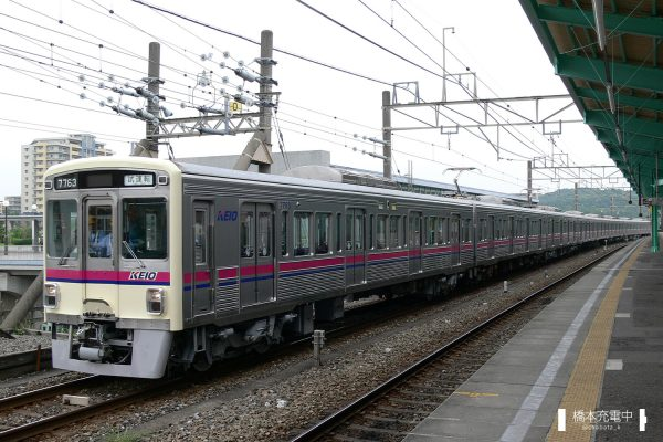 京王7000系 7713F/2006-08-01 若葉台