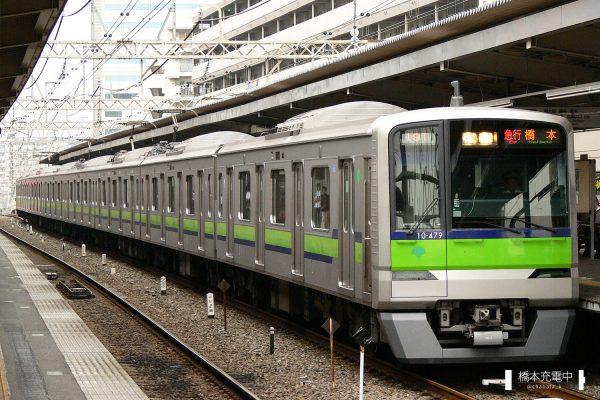 東京都交通局10-300形 10-470F/2006-08-30 笹塚