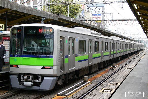 東京都交通局10-300形 10-480F/2006-08-30 調布