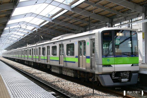 東京都交通局10-300形 10-440F/2006-08-31 京王多摩センター