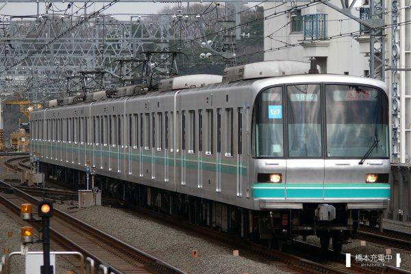 東京メトロ9000系 9114F