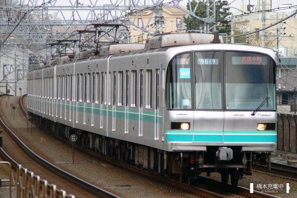 東京メトロ9000系 9119F
