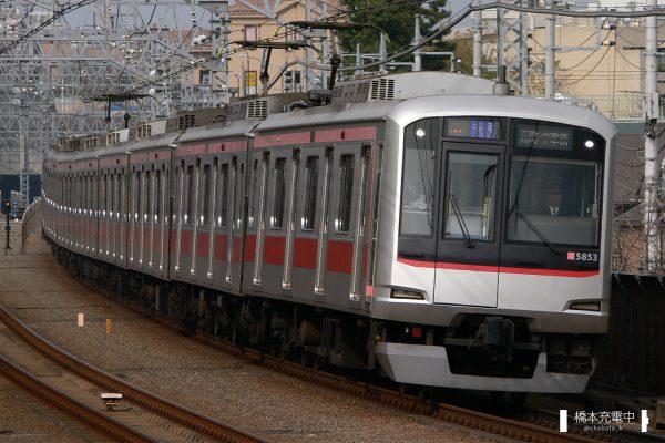 東急5050系 5153F