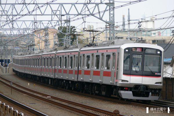 東急5050系 5164F