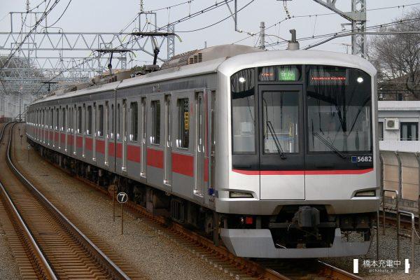東急5080系 5182F