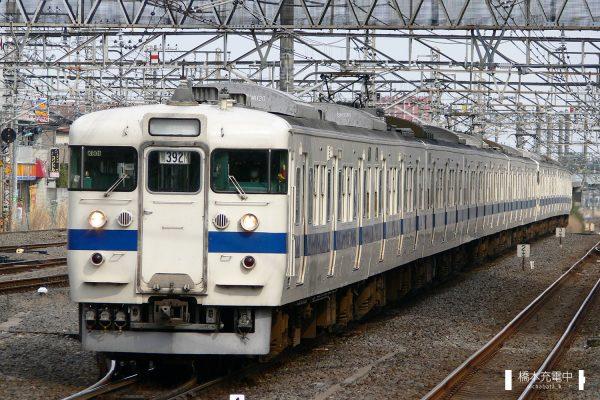 415系電車 K801編成