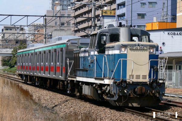 DE10形ディーゼル機関車 DE10 1667
