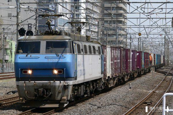EF200形電気機関車 EF200-6