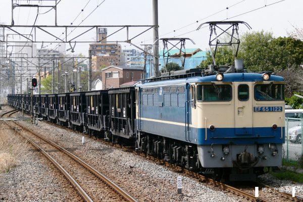 EF65形電気機関車 EF65 1122