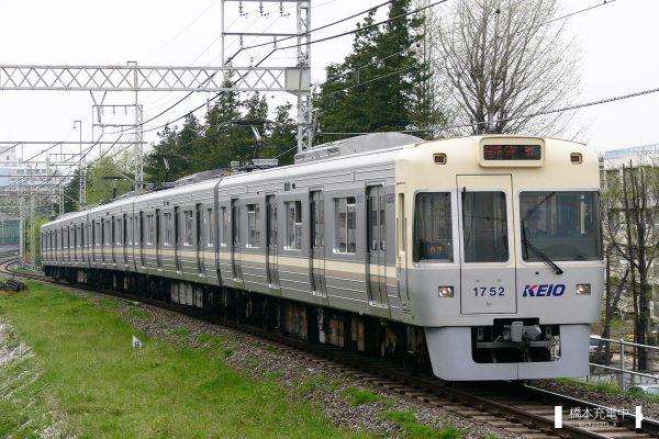 京王1000系 1702F