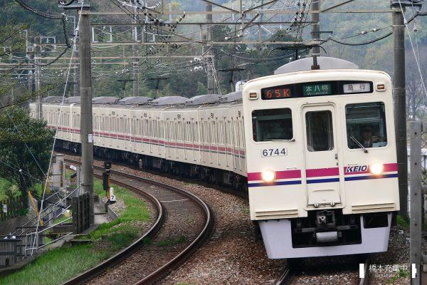 京王6000系 6744F
