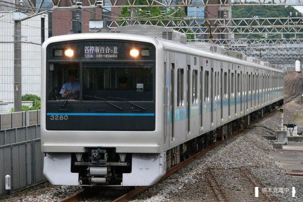 小田急3000形 3280×6編成