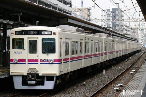 京王6000系 6739F