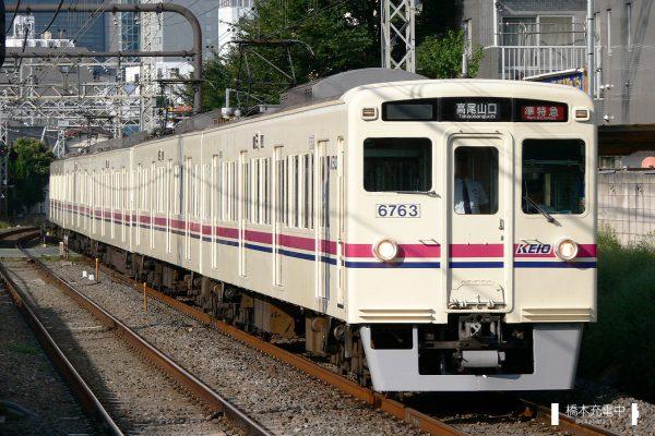 京王6000系 6713F