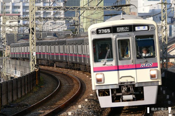 京王7000系 7715F