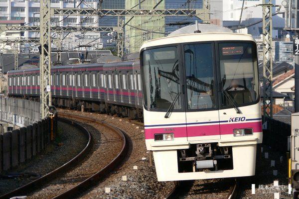 京王8000系 8733F