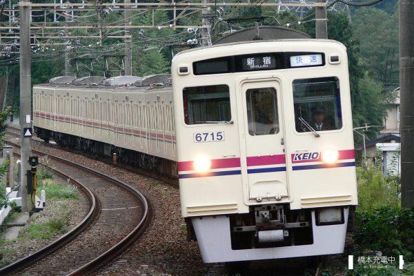 京王6000系 6715F