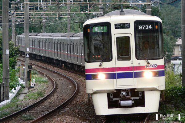 京王9000系 9734F