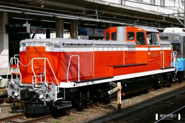 DE10形ディーゼル機関車 DE10 1155