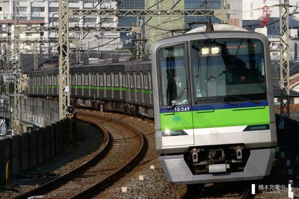 東京都交通局10-300R形 10-340F