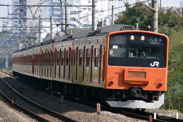 201系電車 H1編成(豊田電車区)