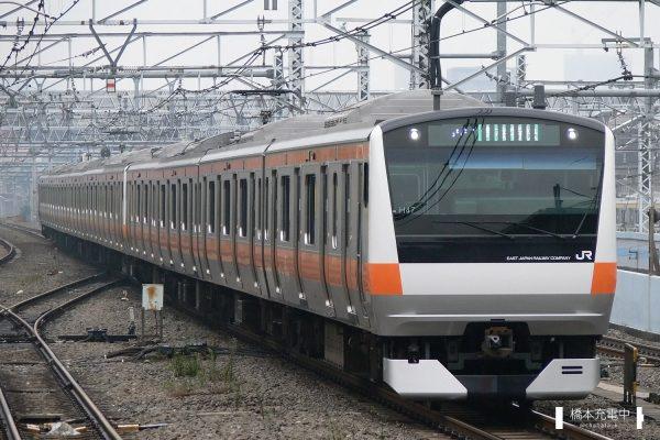E233系電車 H47編成(豊田電車区)