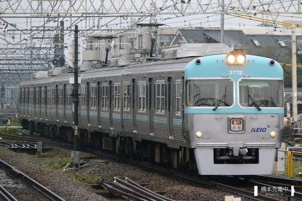 京王3000系 3722F