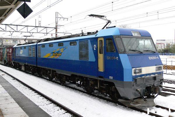 EH200形電気機関車 EH200-4