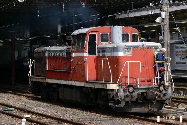 DE10形ディーゼル機関車 DE10 1556