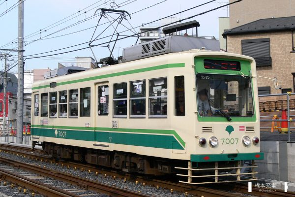 東京都交通局7000形 7007